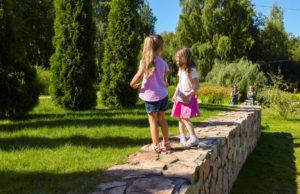 Детский санаторий «Городецкий»