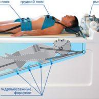 подводное вытяжение